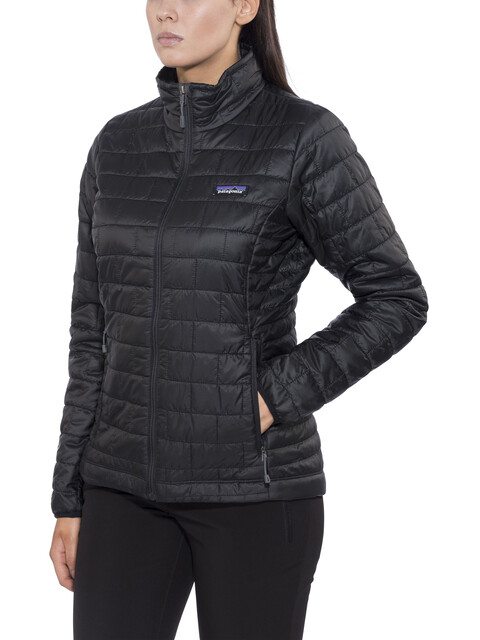 Patagonia W's Nano Puff Jacket Black